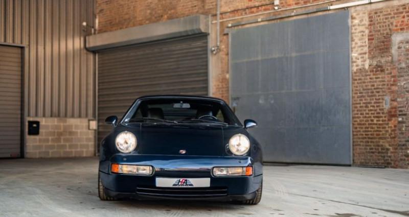 Porsche 928 GTS Bleu occasion à Paris - photo n°2
