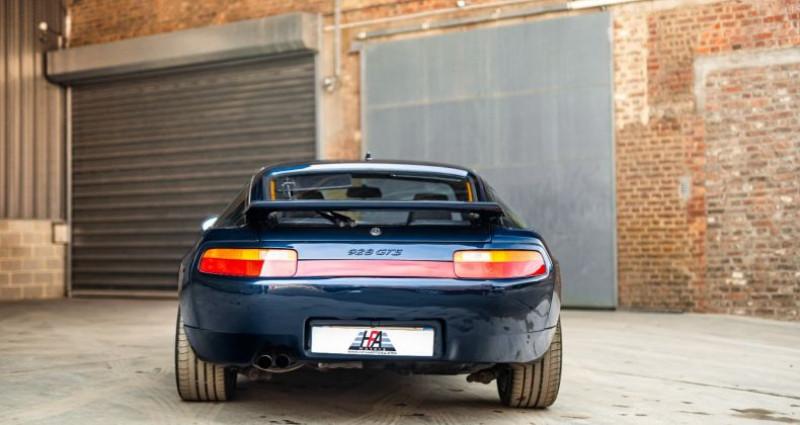 Porsche 928 GTS Bleu occasion à Paris - photo n°6