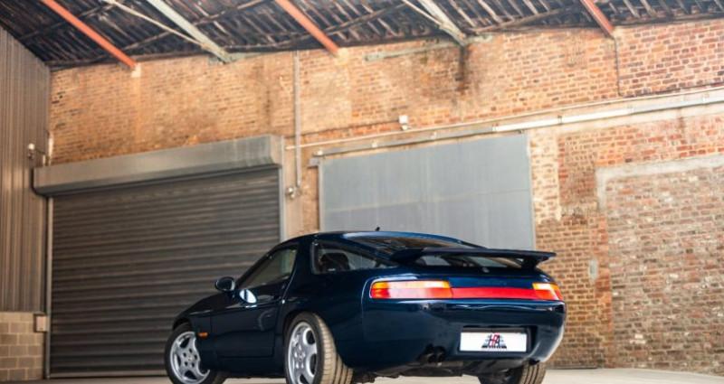 Porsche 928 GTS Bleu occasion à Paris - photo n°5
