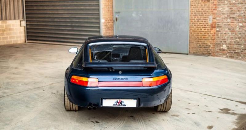 Porsche 928 GTS Bleu occasion à Paris - photo n°7