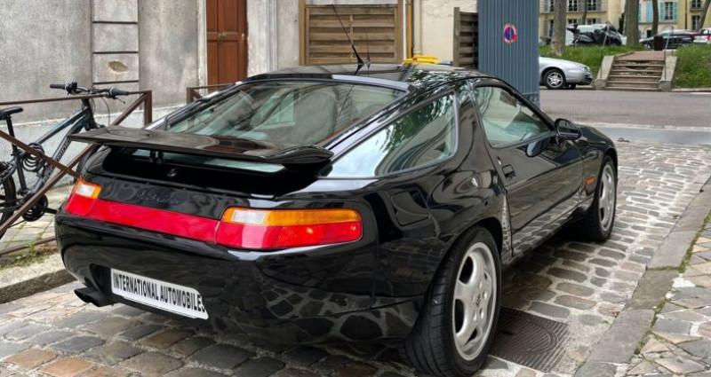 Porsche 928 GTS Noir occasion à Versailles - photo n°4