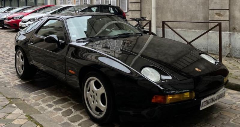 Porsche 928 GTS Noir occasion à Versailles - photo n°3