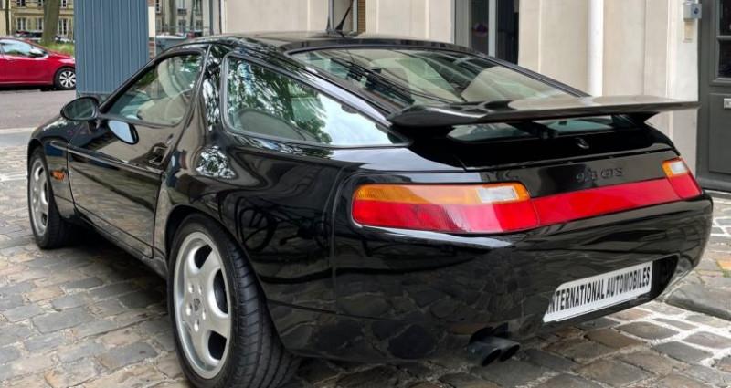 Porsche 928 GTS Noir occasion à Versailles - photo n°6