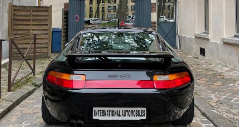 Porsche 928 GTS Noir occasion à Versailles - photo n°5