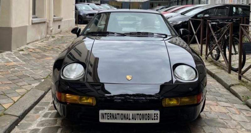 Porsche 928 GTS Noir occasion à Versailles - photo n°2