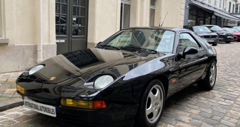 Porsche 928 GTS Noir occasion à Versailles