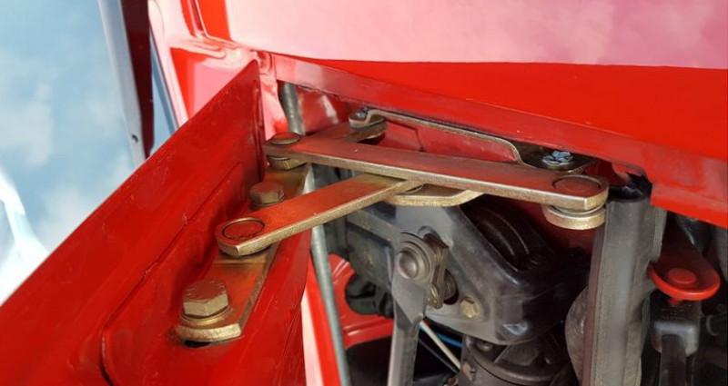 Porsche 928 S Rouge occasion à Hesperange - photo n°5