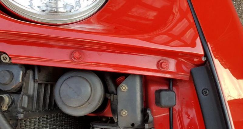 Porsche 928 S Rouge occasion à Hesperange - photo n°3