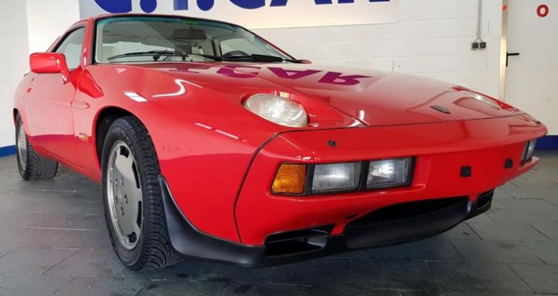 Porsche 928 S Rouge occasion à Hesperange