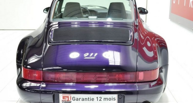 Porsche 964 Carrera 4 Jubilé  occasion à La Boisse - photo n°5