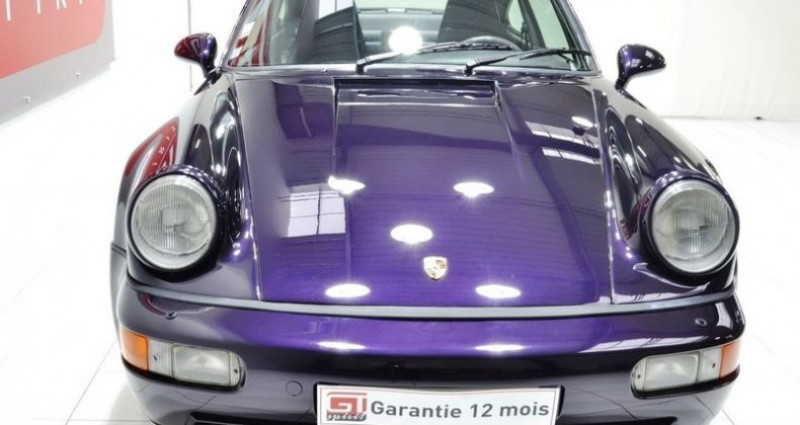 Porsche 964 Carrera 4 Jubilé  occasion à La Boisse - photo n°4