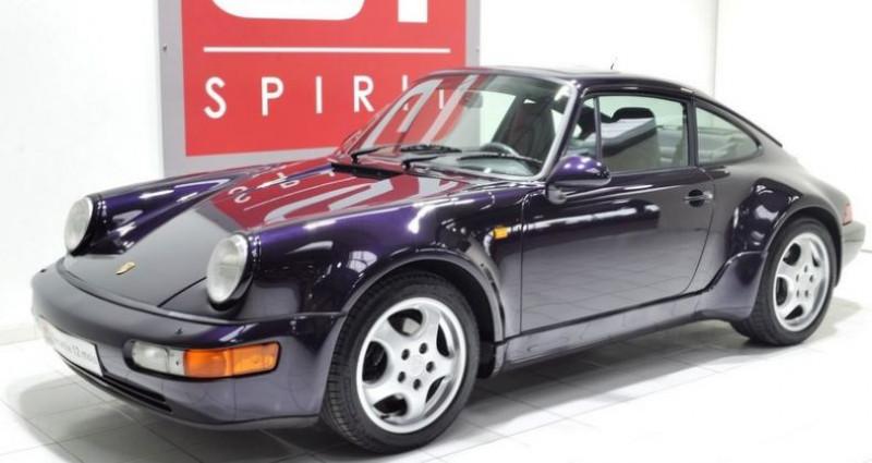 Porsche 964 Carrera 4 Jubilé  occasion à La Boisse