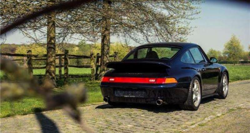 Porsche 993 - RS - 3.8 - 300PK - 97.428 KM - FULL HISTORY - Bleu occasion à IZEGEM - photo n°6