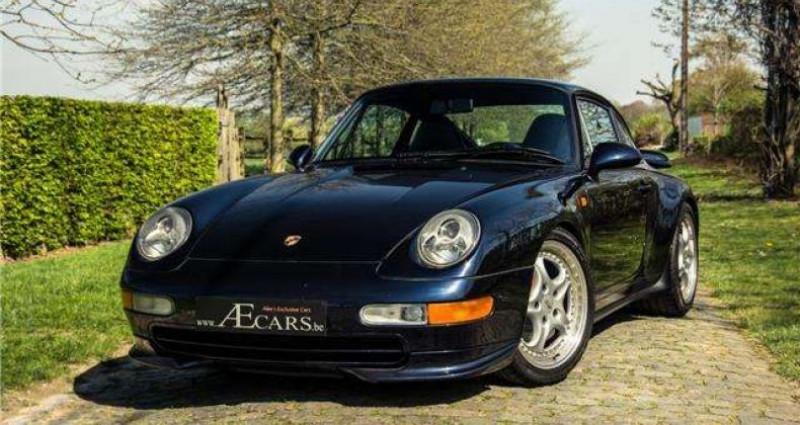 Porsche 993 - RS - 3.8 - 300PK - 97.428 KM - FULL HISTORY - Bleu occasion à IZEGEM - photo n°7