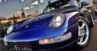 Porsche 993 3.6i - COUPE - TIPTRONIC S - FULL HISTORY Bleu à IZEGEM 88