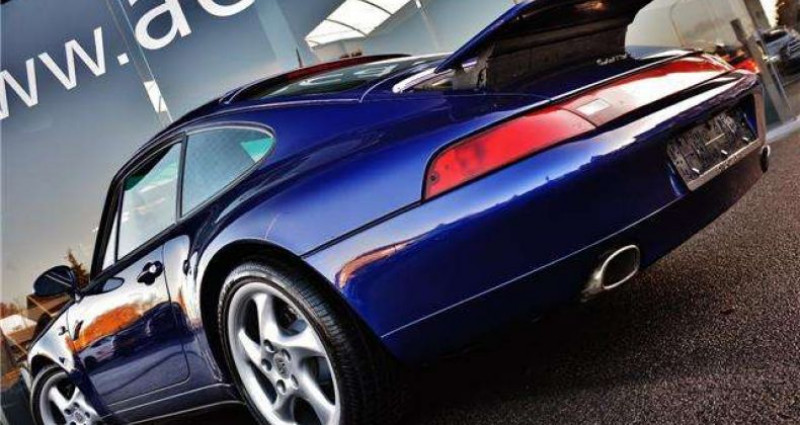 Porsche 993 3.6i - COUPE - TIPTRONIC S - FULL HISTORY Bleu occasion à IZEGEM - photo n°7