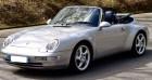 Porsche 993 3.8 Cabriolet X51 Gris 1997 - annonce de voiture en vente sur Auto Sélection.com