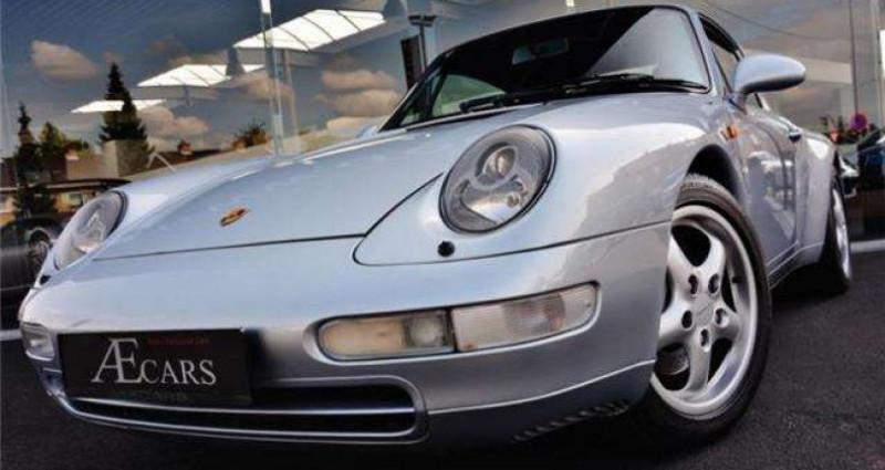 Porsche 993 4 - MANUAL - FULL HISTORY - TOP CONDITION Gris occasion à IZEGEM