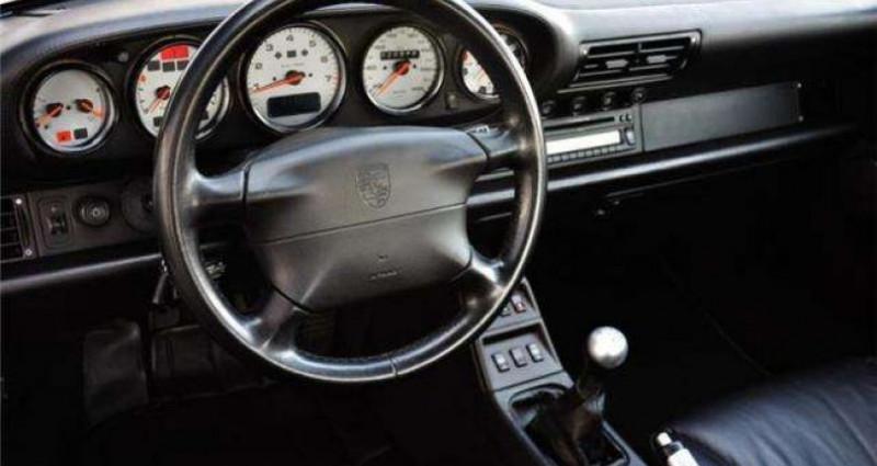 Porsche 993 4 - MANUAL - FULL HISTORY - TOP CONDITION Gris occasion à IZEGEM - photo n°4
