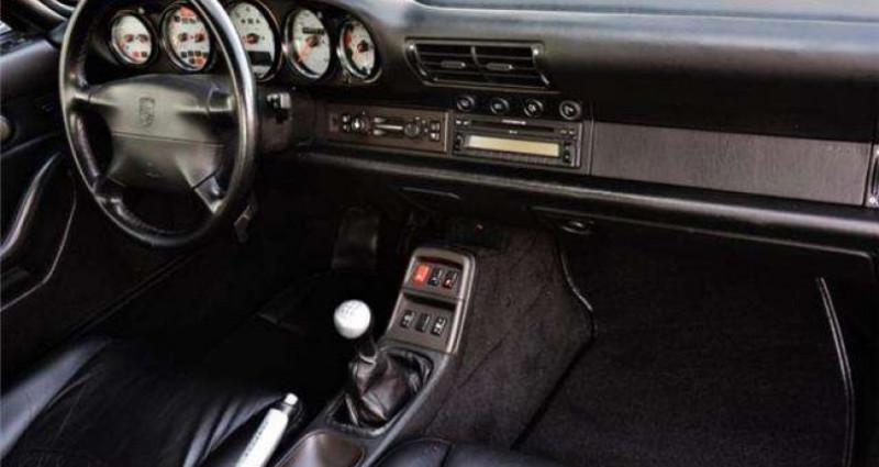 Porsche 993 4 - MANUAL - FULL HISTORY - TOP CONDITION Gris occasion à IZEGEM - photo n°5
