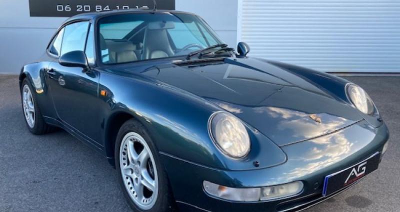 Porsche 993 Carrera 2 286cv 1996  occasion à CRAC'H - photo n°7