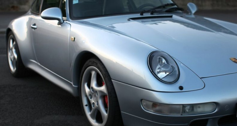 Porsche 993 CARRERA 4S  occasion à RIVESALTES - photo n°7