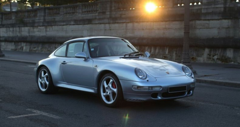 Porsche 993 CARRERA 4S  occasion à RIVESALTES - photo n°6