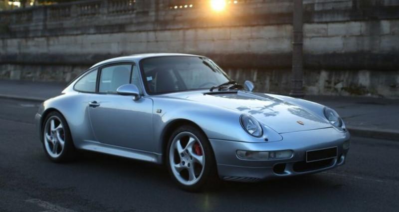 Porsche 993 CARRERA 4S  occasion à RIVESALTES - photo n°5