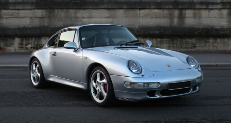 Porsche 993 CARRERA 4S  occasion à RIVESALTES - photo n°4