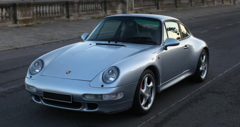 Porsche 993 CARRERA 4S  occasion à RIVESALTES - photo n°2