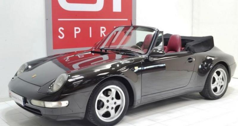 Porsche 993 Carrera Cabriolet  occasion à La Boisse