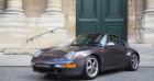 Porsche 993 Carrera S Vesuvio Gris à PARIS 75