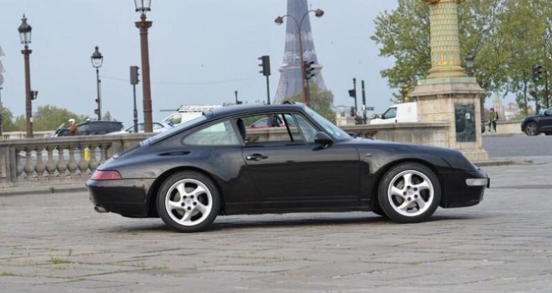 Porsche 993 COUPE TIPTRONIC Noir occasion à PARIS - photo n°2