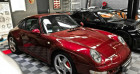 Porsche 993 Porsche 911 993 Carrera 4s X51 usine 3.8 300ch Rouge à SAINT LAURENT DU VAR 06