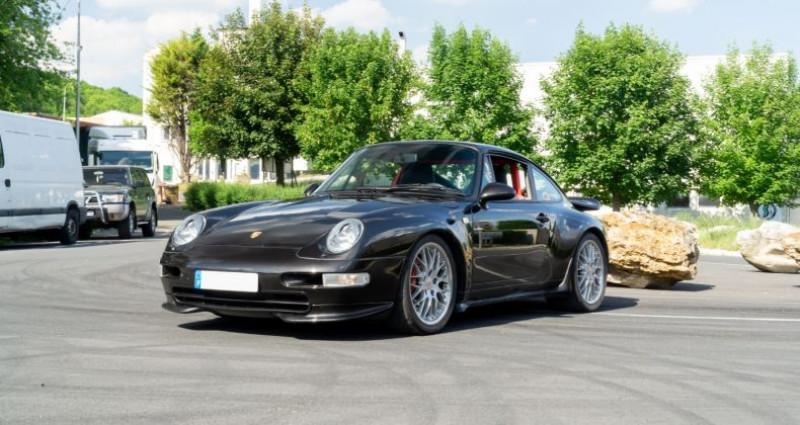 Porsche 993 Porsche 993 RS Touring Conversion  occasion à Paris - photo n°2