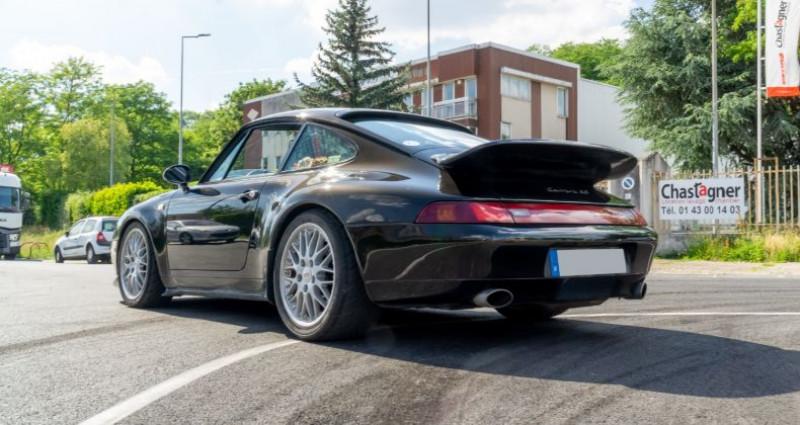Porsche 993 Porsche 993 RS Touring Conversion  occasion à Paris - photo n°7