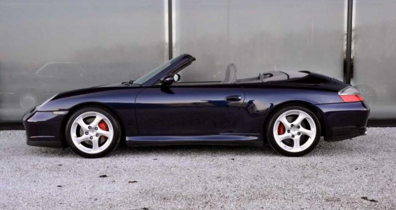 Porsche 996 4S Turbo Seats Sportexhaust PCM Bleu occasion à Wielsbeke - photo n°7