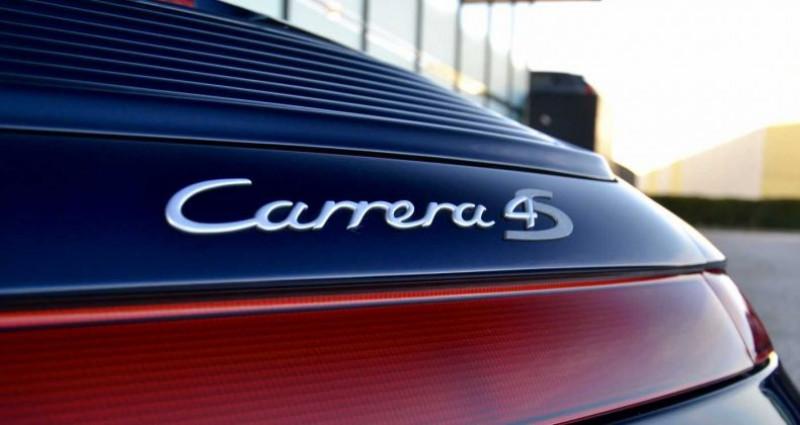 Porsche 996 4S Turbo Seats Sportexhaust PCM Bleu occasion à Wielsbeke - photo n°5