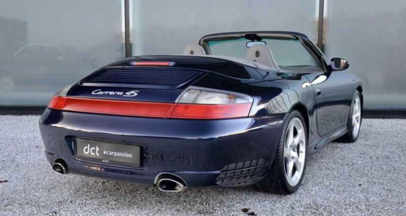 Porsche 996 4S Turbo Seats Sportexhaust PCM Bleu occasion à Wielsbeke - photo n°3
