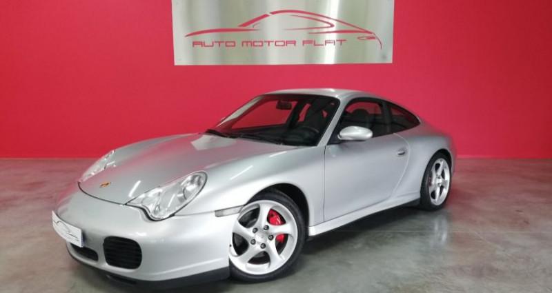 Porsche 996 4S Gris occasion à SAINT ANDRE DE CORCY