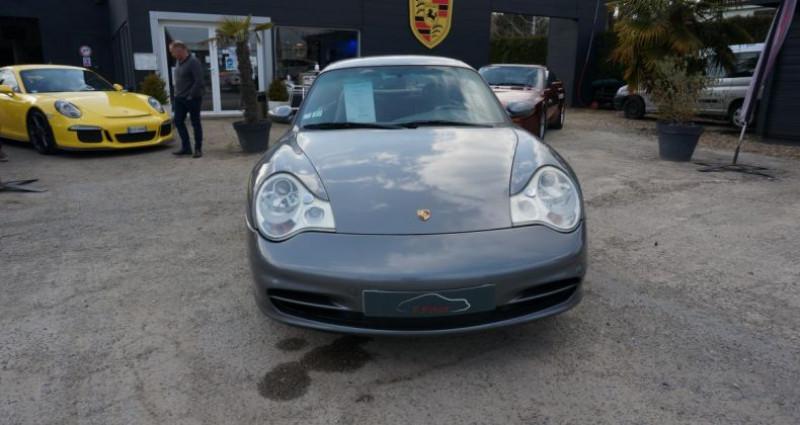 Porsche 996 CABRIOLET Gris occasion à Charpont - photo n°2