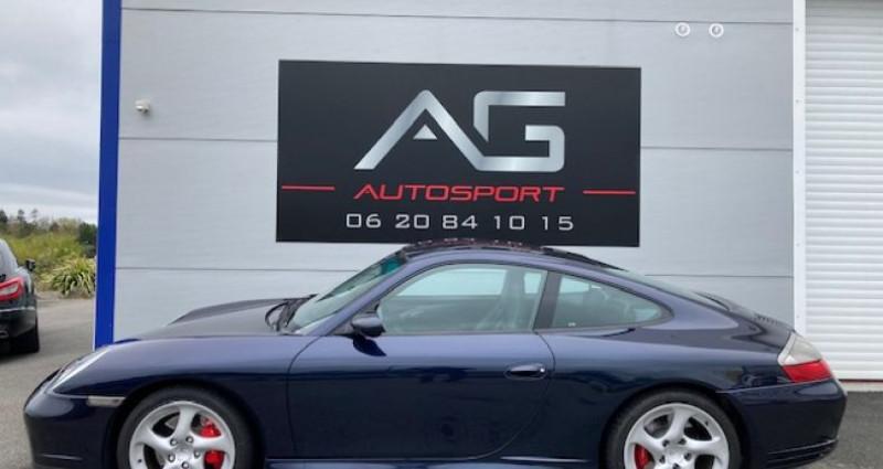 Porsche 996 Carrera 4S 320cv  occasion à CRAC'H - photo n°3