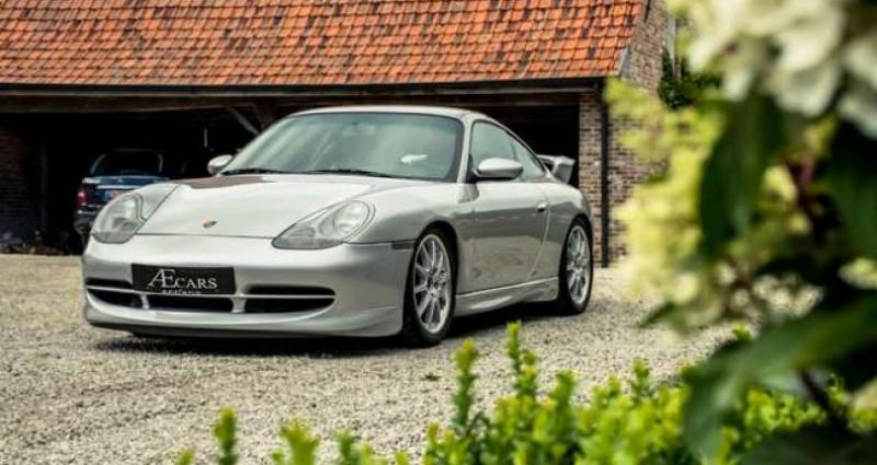 Porsche 996 GT3 - MANUAL - GT SPORTSEATS - ROLL CAGE Gris occasion à IZEGEM - photo n°3