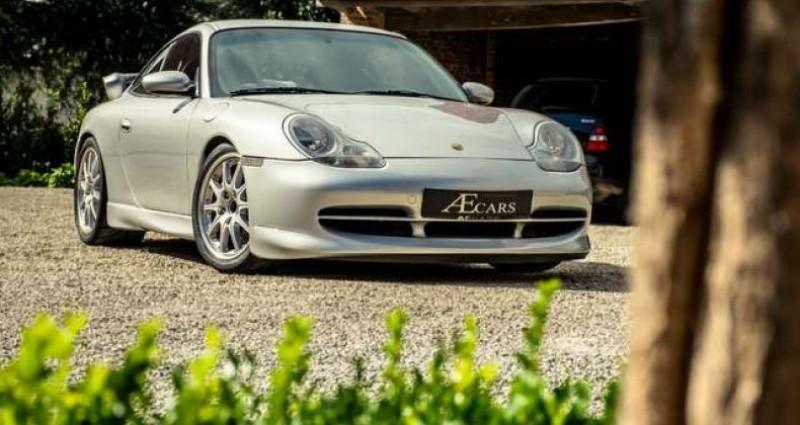 Porsche 996 GT3 - MANUAL - GT SPORTSEATS - ROLL CAGE Gris occasion à IZEGEM
