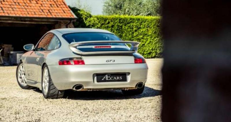 Porsche 996 GT3 - MANUAL - GT SPORTSEATS - ROLL CAGE Gris occasion à IZEGEM - photo n°2