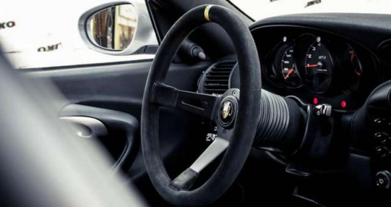 Porsche 996 GT3 - MANUAL - GT SPORTSEATS - ROLL CAGE Gris occasion à IZEGEM - photo n°7