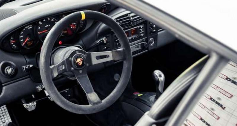 Porsche 996 GT3 - MANUAL - GT SPORTSEATS - ROLL CAGE Gris occasion à IZEGEM - photo n°6