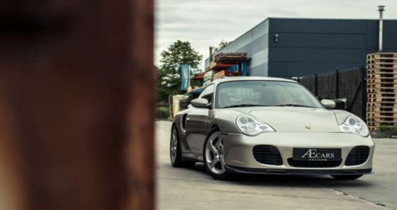 Porsche 996 TURBO S - ONLY ONE - BOSE - FULL HISTORY  occasion à IZEGEM - photo n°7