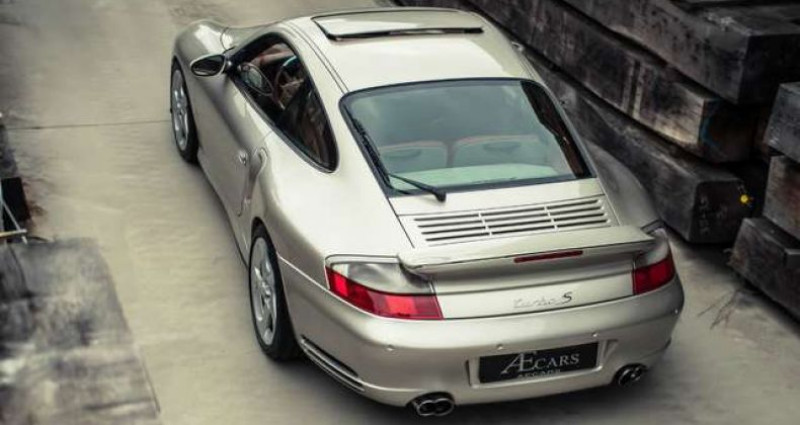 Porsche 996 TURBO S - ONLY ONE - BOSE - FULL HISTORY  occasion à IZEGEM