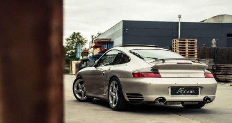 Porsche 996 TURBO S - ONLY ONE - BOSE - FULL HISTORY  occasion à IZEGEM - photo n°4